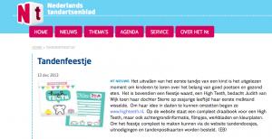 Nederlands tandartsblad