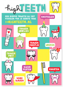 poster high teeth