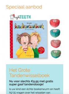 publicatie more for kids